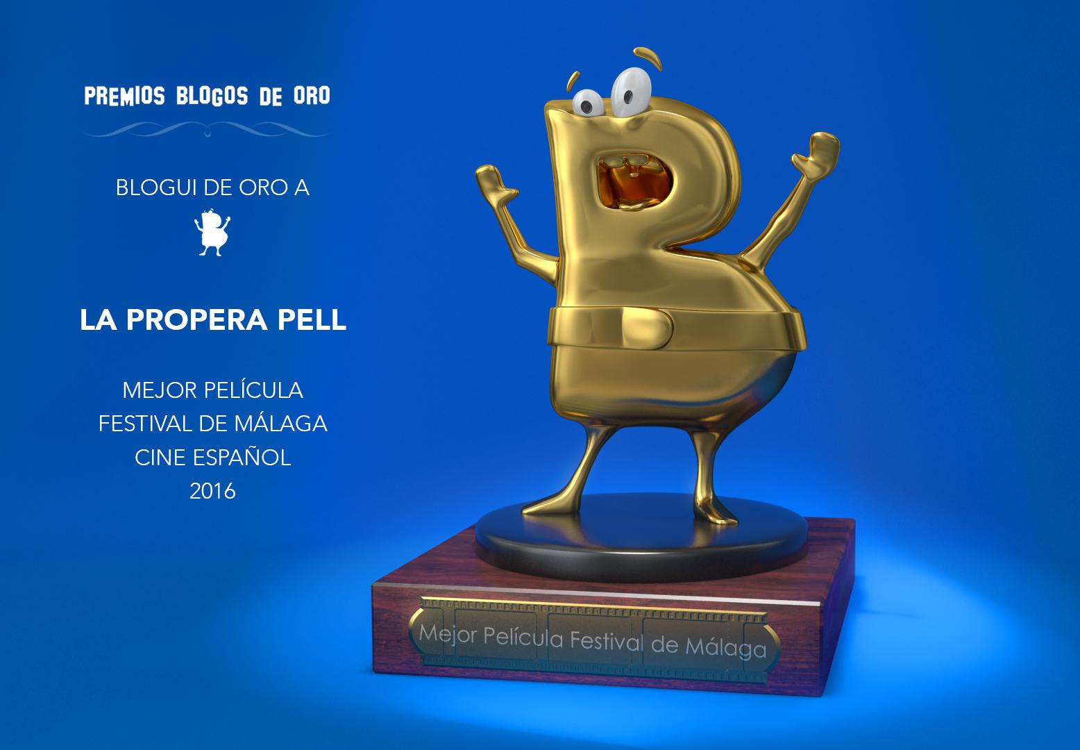 Mejor Película Málaga 2016